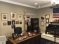 A photo from the inside of the Paul Findley Congressional Office Museum.jpg