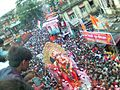 A procession of Ganesh Chaturthi India.jpg