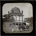 A tomb in Khuldabad, near Ellora in India (c. 1900) - 2.jpg