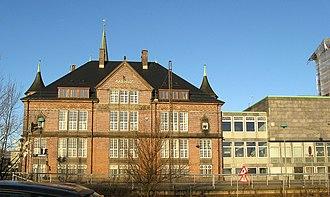 Aarhus Katedralskole - Image: Aarhus Katedralskole