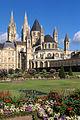 Abbaye aux Hommes et église St-Etienne.jpg
