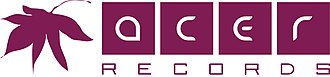 Acer Records - Image: Acer Records Logo
