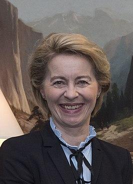 Gehalt Ursula Von Der Leyen