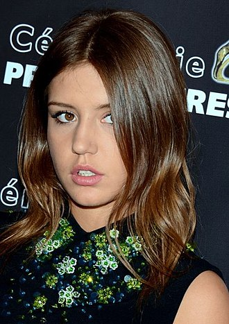Adèle Exarchopoulos - Exarchopoulos in 2014