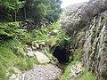 Adit below Princess Quarry - geograph.org.uk - 2042949.jpg