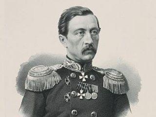 Pavel Pereleshin Russian admiral
