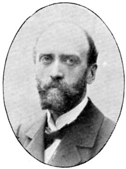 Adolf Harald Jungstedt - from Svenskt Porträttgalleri XX