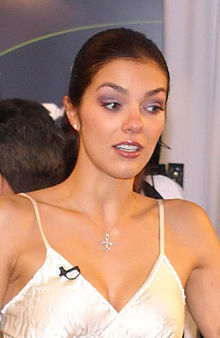 Adrianne Curry Photo in white