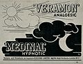 Advert for Veramon analgesic with the sun and the moon Wellcome V0047576.jpg