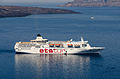 Aegean Paradise cruise ship - Santorini - Greece - 02.jpg