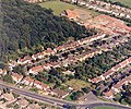 Aerial view of Westwood School and West Wood - geograph.org.uk - 1594300.jpg