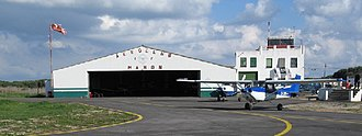 Menorca Airport - Menorca aeroclub (1,5 mi of the airport).