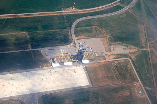 Aeroport d'Alguaire