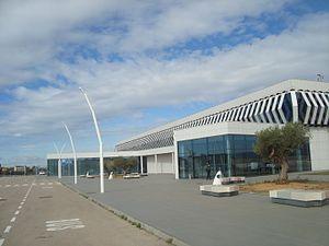 Castellón–Costa Azahar Airport - Image: Aeropuerto Castellón Costa Azahar