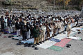 Afghan men praying in Kunar-2009.jpg