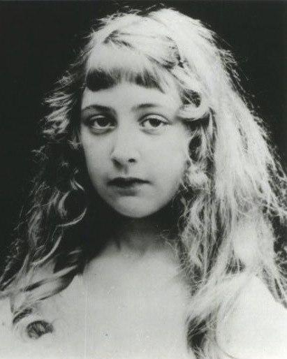 Agatha Christie as a child No 1