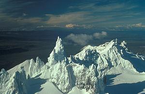 Izembek National Wildlife Refuge - Image: Aghileen Pinnacles Izembek NWR