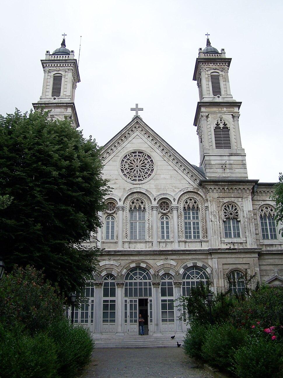 Agia Triada Greek Orthodox Churchi İstanbul-3