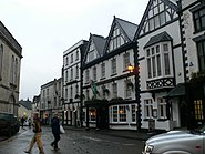 Agincourt Street, Monmouth - geograph.org.uk - 649056
