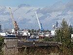 Agot Rix Pacific Lotos Pumer-1 Nafta Botnica in Port of Paljassaare Tallinn 4 August 2017.jpg