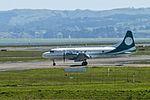Air Chathams Convair 580 ZK-CIB CVA91 AKL- CHT dep AKL (15652666821).jpg