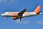 Airbus A319-100 EasyJet (EZY) G-EZDY - MSN 3763 (9739887339).jpg