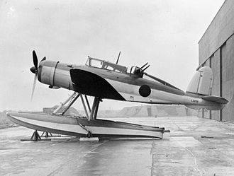 Blackburn Roc - The Roc Seaplane prototype, L3059