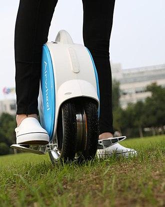 Dicycle - Image: Airwheel Q5