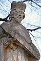Ajka-Tósokberénd, Nepomuki Szent János-szobor 2021 11.jpg