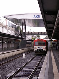 Hamburg altonakiel railway wikivisually it has been operated since 1981 by the akn eisenbahn a ten km long narrow gauge railway was opened from elmshorn to barmstedt via elmshorn by the sciox Choice Image