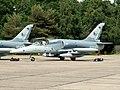 Albatros, Czech Air Force 6068 at Kleine Brogel Air Base, Belgium 2005 pic2.JPG