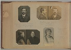 Album of Paris Crime Scenes - Attributed to Alphonse Bertillon. DP263817.jpg
