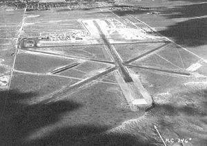 Kirtland Air Force Base - Albuquerque Army Air Base, September 1941
