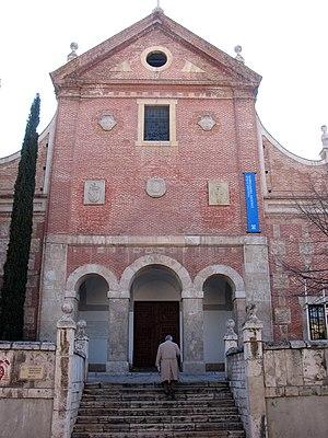 El colegio Trinitarios.