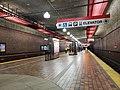 Alewife station platform (6), November 2019.jpg