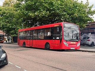 D&G Bus English bus operator