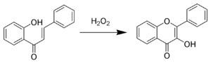 3-Hydroxyflavone - Algar-Flynn-Oyamada reaction