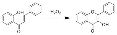 Algar-Flynn-Oyamada reaction
