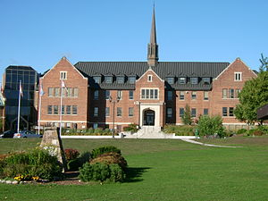 Algoma University - Shingwauk Hall