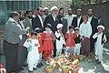Ali Khamenei in Torbat-e Jam - welcomed by children (3).jpg