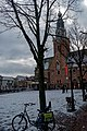 Alkmaar - Waagplein - View South on De Waag - Cheese Weighhouse 1583.jpg