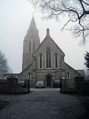 Grade II* listed buildings in Nottinghamshire - Image: All Saints Church geograph.org.uk 1705115