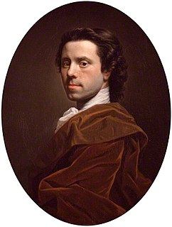 Allan Ramsay (artist) 18th-century Scottish portrait painter