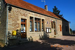 Allerey - The Town Hall