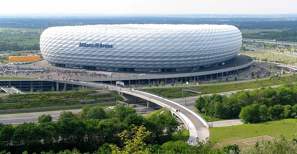 Allianz Arena Pahu