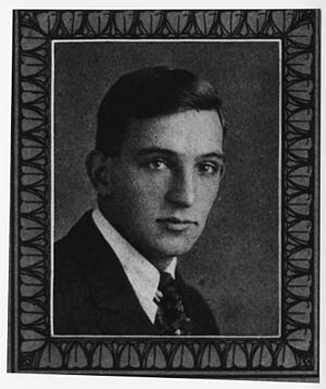1922 College Football All-Southern Team - Al Staton of Georgia Tech.