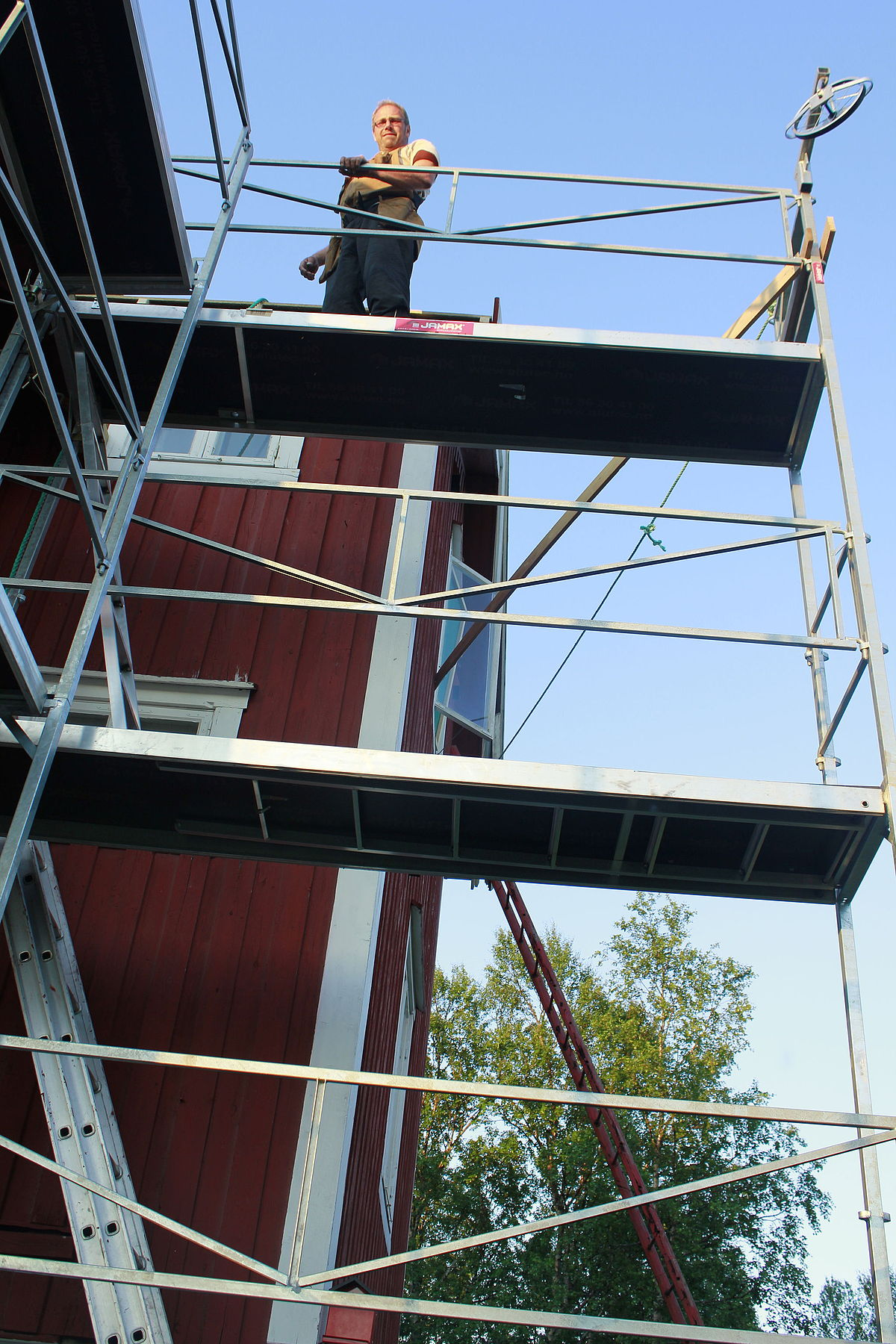 1200px Aluminium scaffolding How to find a Scaffolding Accident Attorney in NYC