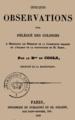 Amédée de Cools des Noyers - Observations d'un délégué des Colonies à la Commission Passy, 1838, titre.png