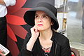 Amélie Nothomb - Livre sur la Place de Nancy (21333465771).jpg