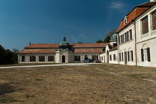 Amadé-Bajzáth- Pappenheim-kastély